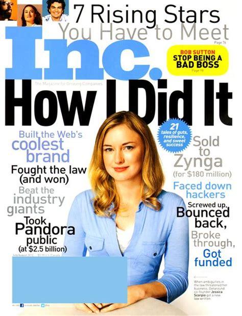inc magazine business finance magazines