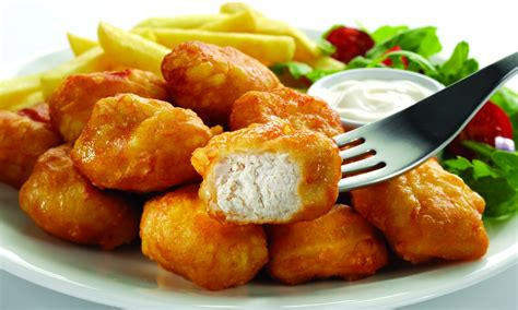 Amazy Frozen Food Chicken Nugget you can now get paid to eat chicken nuggets fish fingers