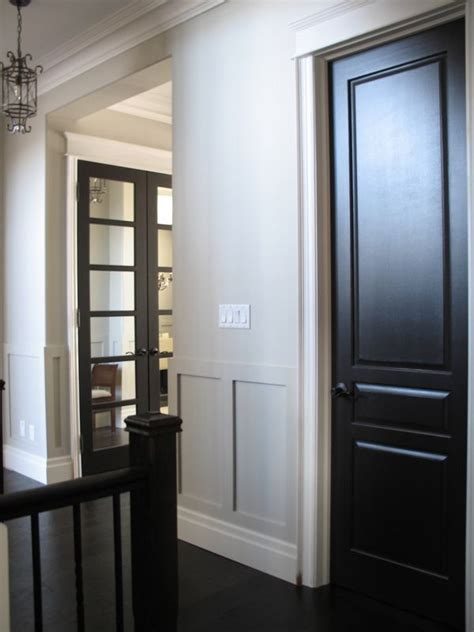 interior door colors 25 best ideas about dark interior doors on pinterest