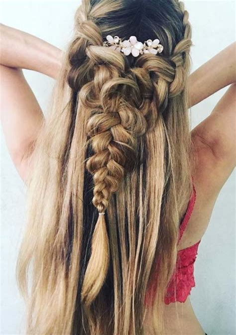 french braid hairstyles inspire leads french braiding hairstyles hairstyles