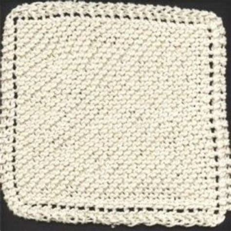 pattern knitted dishcloth grandmother s favorite dishcloth pattern knits and kits