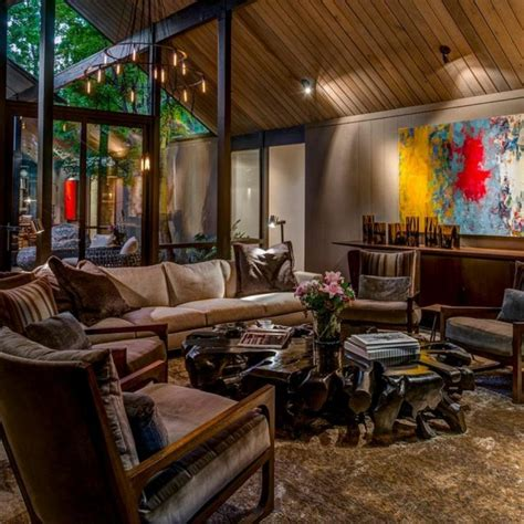 maison home interiors int 233 rieur design sombre d une maison de plain pied 224 san francisco vivons maison