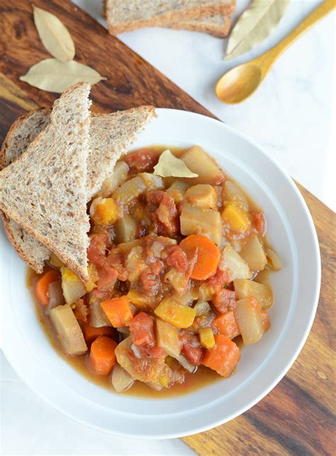 root vegetable stew cooker hearty cooker root vegetable stew vegan low