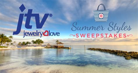 Jtv Com Sweepstakes - jtv summer styles sweepstakes