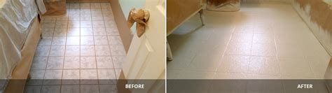 resurfacing bathroom floor tiles kitchen bath refinishing miami fort lauderdale area