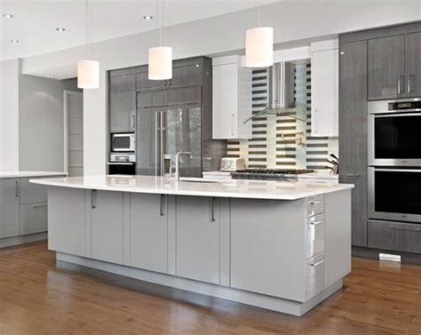 how high should kitchen base cabinets be trendyexaminer the psychology of why gray kitchen cabinets are so popular