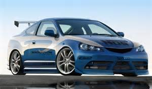 Sporty Acura Models Sports Cars Images Acura Rsx Hd Wallpaper And Background