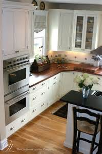 Countertop For White Cabinets by Light Floor White Cabinets Wood Countertops Custom
