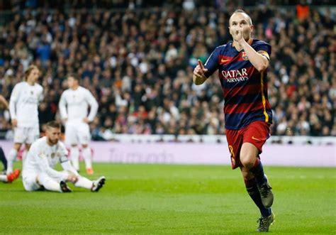 fotos del real madrid ofendiendo al barcelona el bar 231 a aplasta al real madrid y el bernab 233 u ovaciona a