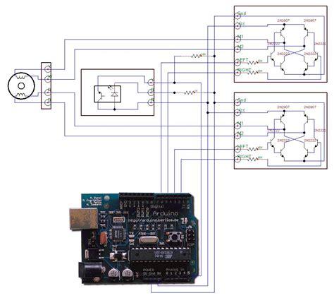 arduino code to control stepper motor stepper motor control arduino engineers gallery