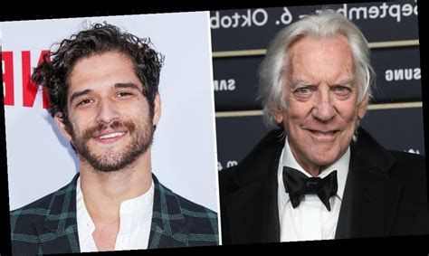 donald sutherland tyler posey star   indie