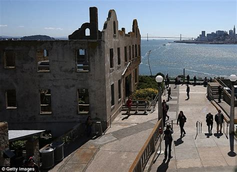 alcatraz in final days revealed in new photos released for 50th anniversary of prison closing