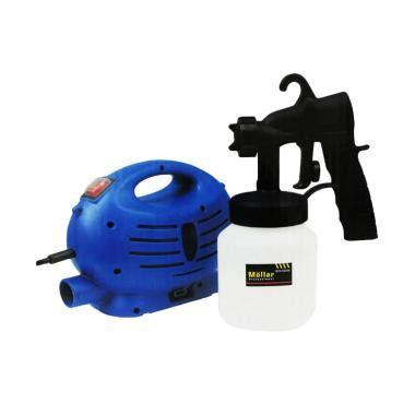 Spray Gun Electric Mollar Paint Zoom Mollar Spray Gun Mollar jual daily deals mollar mlr esg350 paint zoom spray gun listrik mesin semprot cat