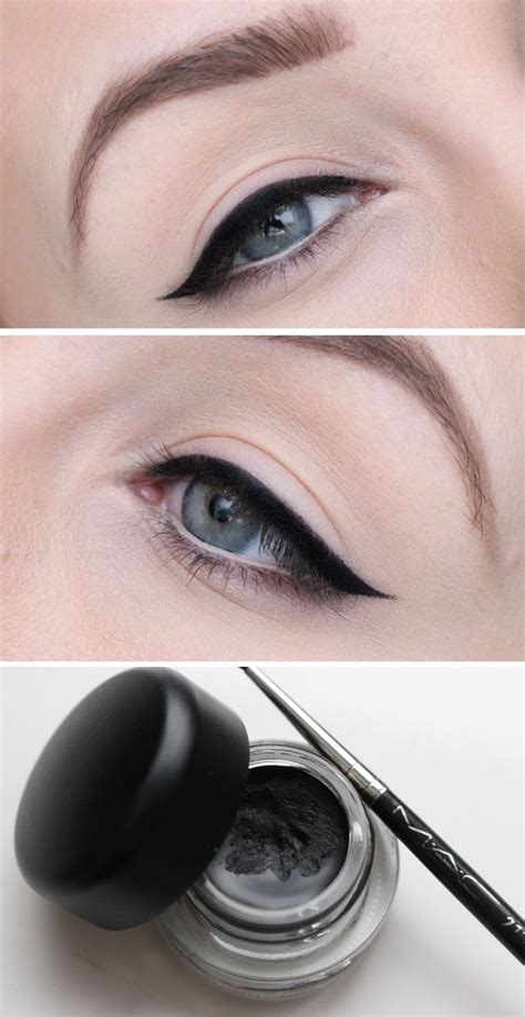 Mac Gel Eyeliner recension mac fluidline eyeliner helen torsg 229 rden