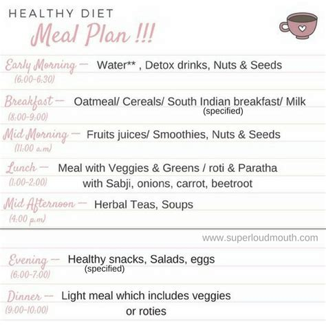 Healthy Skin Detox Diet Plan by The Diet Plan For Healthy And Glowing Skin