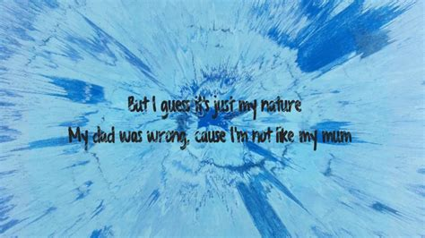 ed sheeran save myself lyrics save myself ed sheeran lyrics youtube