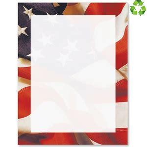 Patriotic Border Border Papers   PaperDirect's