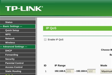 Wifi Speedy Tp Link tutorial to limit wifi speed on tp link tl wr720n router