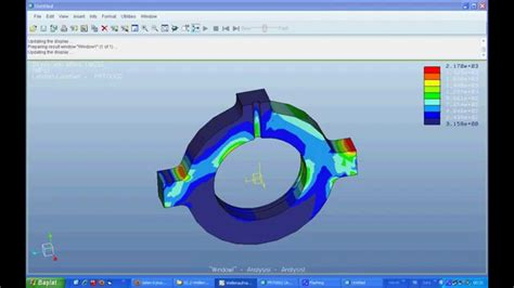 pro engineer pattern youtube pro engineer pro e for finite element analysis fem of