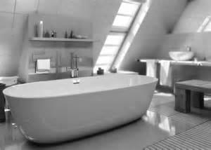 am 233 nagement salle de bains en sous pente salle de bain
