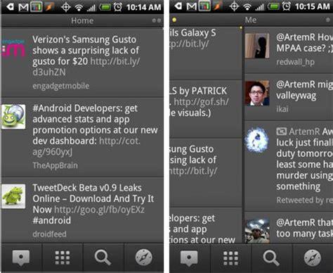 tweetdeck android tweetdeck beta for android