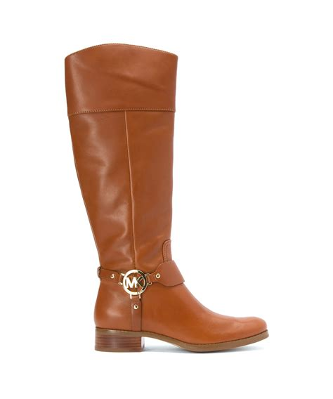 michael kors fulton harness boots michael michael kors s fulton harness boot boots in