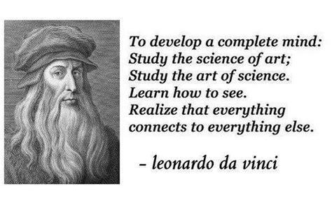leonardo da vinci biography education crazee patches leonardo d vinci on the science of art