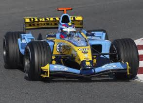 Renault F1 Cars 2004 Renault R24 Pictures History Value Research News