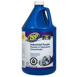 home depot zep zep commercial zep industrial purple cleaner 3 78l the