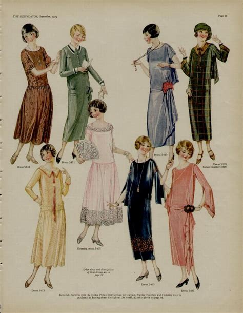 Clothing Style 1924 | 11 best images about 1924 women s fashion on pinterest