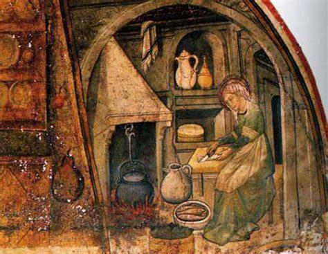 cucina nel medioevo un curioso affitto xiii secolo 12alle12
