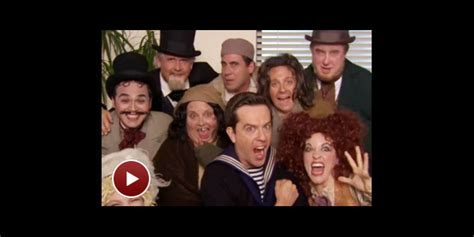 The Office Sweeney Todd by Attend The Tale The Office Takes On Sweeney Todd
