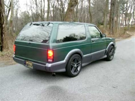 gmc typhoon exhaust 1993 gmc typhoon quot boost launched quot