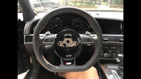 Audi A6 Lenkrad by Audi A6 4f Lenkrad Steering Wheel Wechseln Tutorial
