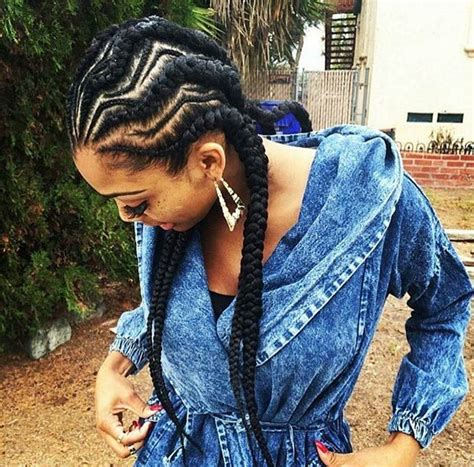 large cornrow hairstyles 1000 ideas about big cornrows on pinterest braids