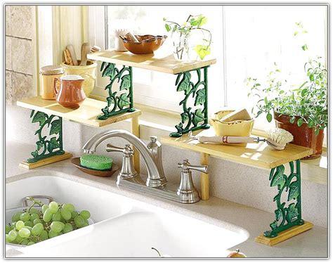 the sink shelves for kitchen the kitchen sink shelf home design ideas