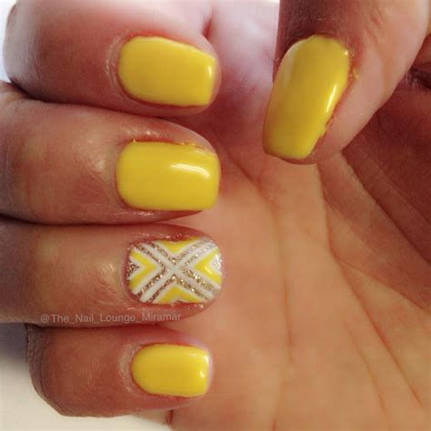 art design yellow yellow nail art design nail art pinterest