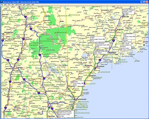 city map of maine maine map map of maine maine zip code map maine postal