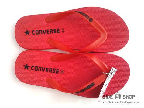 Sandal Jepit Murah 5 jual sandal jepit converse merah all sendal pria murah