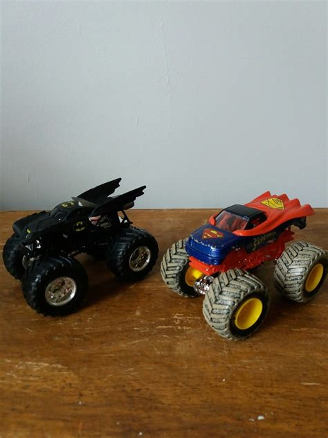 wheels monster jam batman truck wheels monster jam trucks superman batman 163 7 50