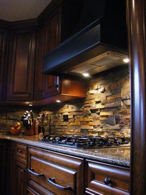 types of kitchen backsplash natural stone kitchen backsplash tiles types dark wood