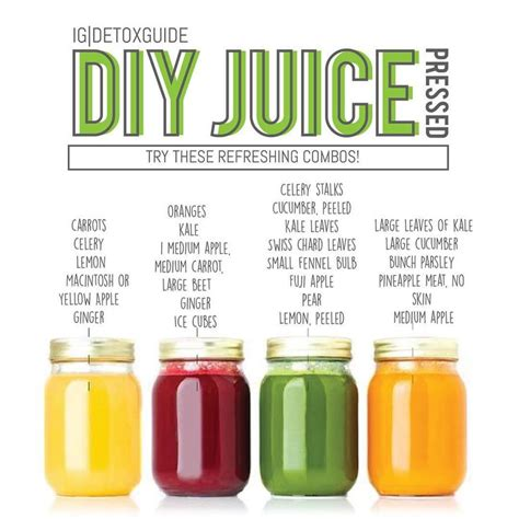 Cold Detox by Here Are Some Make Awesome Diy Cold Press Juice Combos