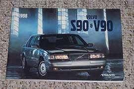 Volvo S90 Manual S90 1998 Volvo S90 Manuals