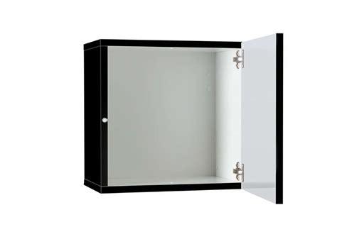 Charmant Chambre Blanc Et Violet #4: meuble-cube-noir-2.jpg