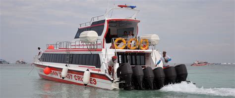 ferry times from sanur to nusa penida rocky fast cruise the best way to lembongan