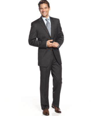 Ralph Total Comfort Suit Separates by Ralph Total Comfort Charcoal Wool Suit