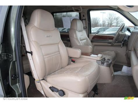 Excursion Interior by Medium Parchment Interior 2000 Ford Excursion Limited 4x4
