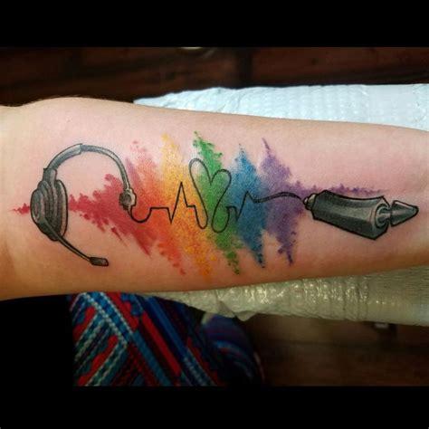 memorial tattoos askideas com 17 best ideas about heartbeat tattoos on