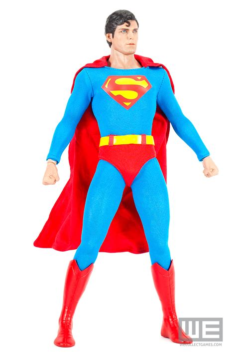 Toys Superman Christopher Reeve Ht toys 1 6 scale masterpiece 12 collector figure superman the we collect