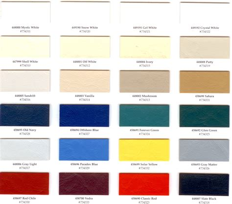 canvas color carteret canvas company color swatches for boat cushions